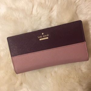 Kate Spade full wallet